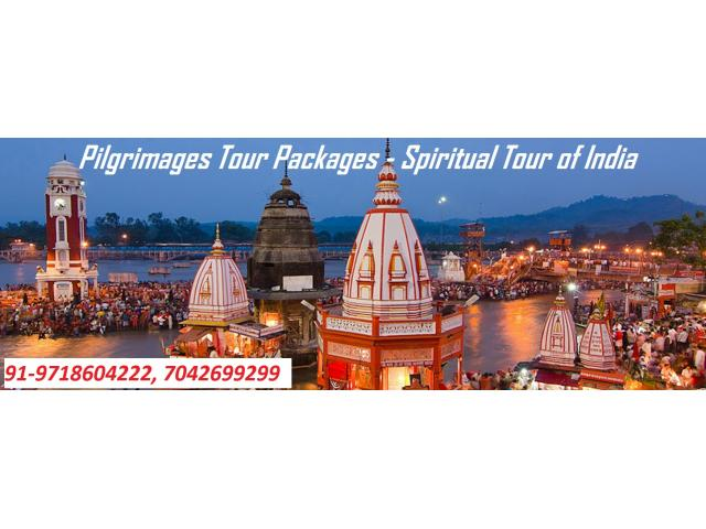 Pilgrimages Tour Packages - Spiritual Tour of India