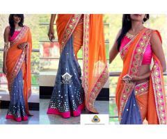Online Bridal Sarees at Low Price