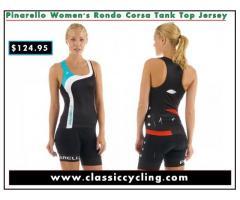 Pinarello Women's Rondo Tank Top Jersey | Pinarello Corsa Collection