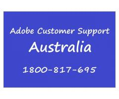 Adobe Support Australia Helpline Number 1800-817-695