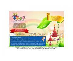 LITTLE FEET Early Learning Centre - Nursery Near Al Khail Gate - 050 1515 371.