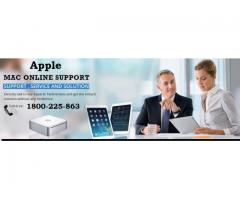 Dial Apple Macbook Technical Support Number 1800-225-863