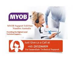 MYOB Support Number +61-283206009