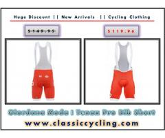 Giordana Pro Cycling Bib Short | Top Brands Cycling Apparel