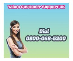 Get assurance on Yahoo tech support number 0800-046-5200