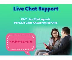 Live Chat Management | Live Answering Service | Managed Services