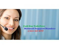 Call Our Hotmail Technical Support Number  +1-844-267-8777