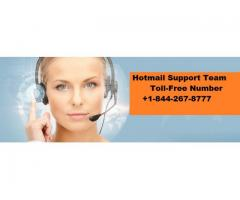 Dial Our Toll-Free Hotmail Support Number  +1-844-267-8777