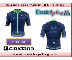 "ALL-NEW! GIORDANA MODA ""POLARIS"" FR-C PRO JERSEY"