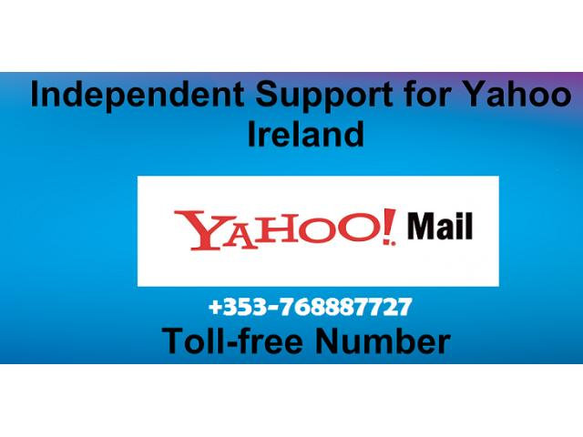 Dial Yahoo Helpline Number Ireland- +353-768887727