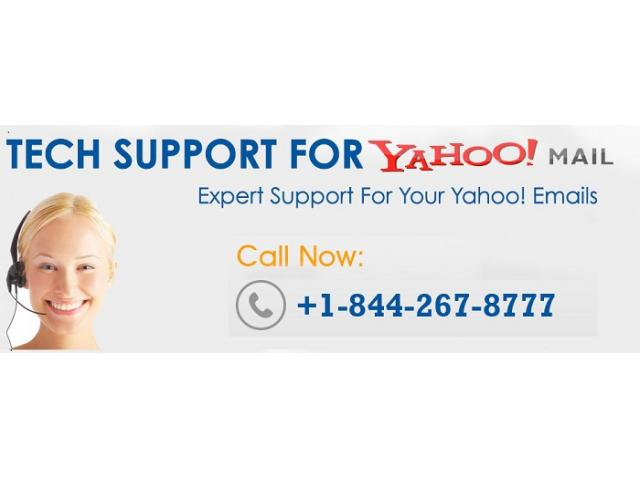 Call Yahoo Service Number +1-844-267-8777.