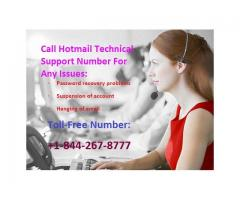 Contact Hotmail Technical Support +1-844-267-8777