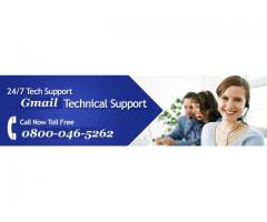 Gmail Customer Support Toll Free Number UK 0800-046-5262