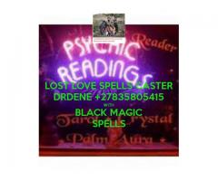 Worlds No.1 Lost Love Spells caster and Black Magic master +27835805415