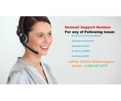Our Hotmail Technical Support Number  +1-844-267-8777