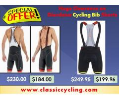 Super Saving Offer on Giordana Pro Cycling Bib Shorts