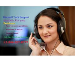Hotmail Customer Care Phone Number  +1-844-267-8777