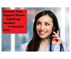 Hotmail Support Number  +1-844-267-8777