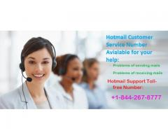 Hotmail Customer Service Number  +1-844-267-8777