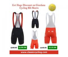 Buy Giordana Moda Team Very Serious Tenax Pro Bib Short