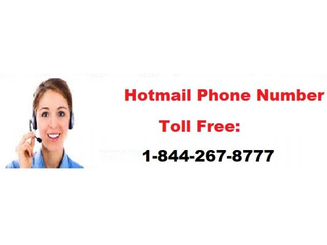 Reliable support Hotmail Phone Number +1-844-267-8777