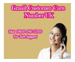 Gmail Customer Care - UK: Customer Care Number 0800-046-5200