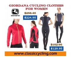 Giordana Women's Fusion Bib Tight | Cycling Clothes for Women