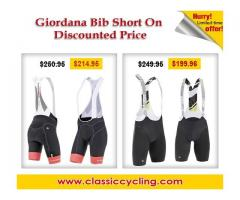 Huge Clearance on Giordana Women's FR-C PRO Bib Short