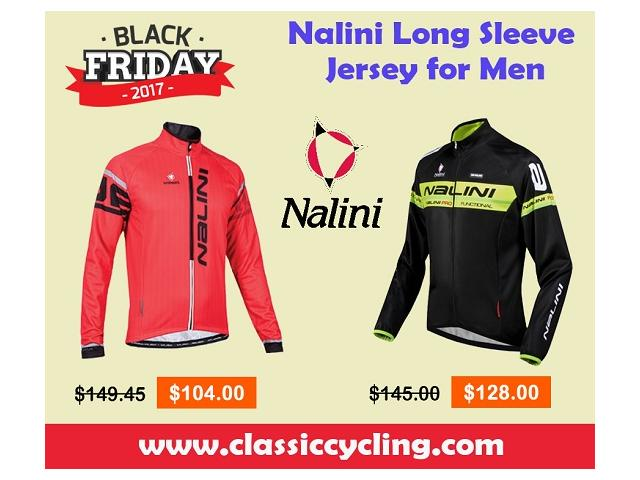Winter Long Sleeve Jersey on Huge Sale | 2017 Black Friday Sale