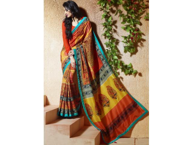 Pure Silk Sarees Get Online