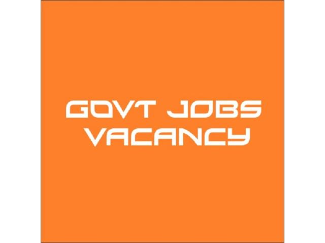 The latest Govt Jobs are now just a click away! Log on to Govt Jobs Vacancy