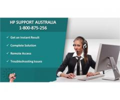 HP Support Australia Number 1-800-875-256