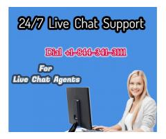 24/7 Live Chat Support +1-844-341-3111 Phone Number