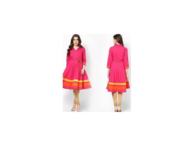 Stylish and Designer Kurtis Available At Mirraw In Lowest Cost