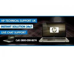 HP Technical Support UK Number 0800-098-8674