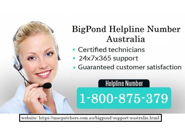 Get Solution of Your BigPond Related Errors/Issues.