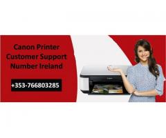 Canon Printer Customer Support Number Ireland +353-766803285