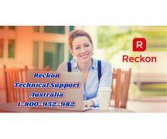 Reckon Support Australia +1-800-952-982