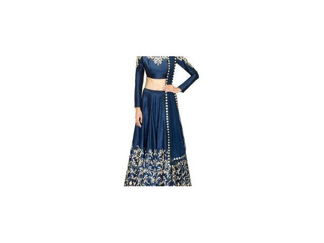 Trendy and Designer Lehengas at Lowest cost visit Mirraw
