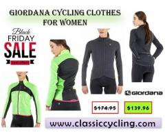 Giordana Long Sleeve Jerseys for Women on Huge Clearance