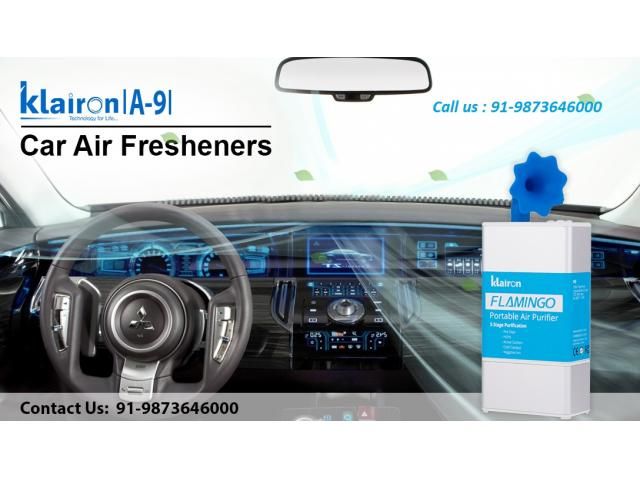 Air Purifier for Traveling | Air Purifier for Traffic Police | Traveling Air Purifier
