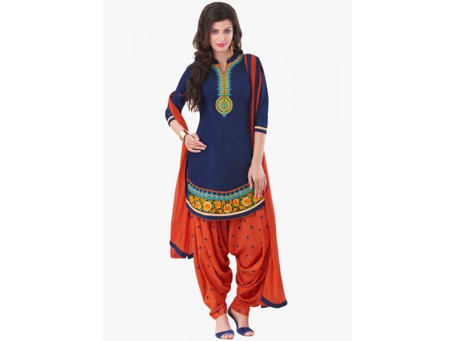 Order Patiala Salwar Kameez For Daily Wear