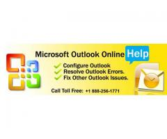 Outlook Helpline US +1 888 256 1771 Microsoft Outlook Support