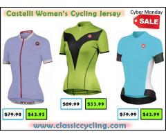 Huge Clearance on Castelli Women's Cycling Jersey