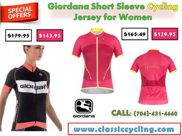 Top Brands Cycling Apparel | Giordana Cycling Jerseys for Women