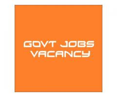 Don't miss any latest govt jobs vacancy, log on to Govt Jobs Vacancy today!