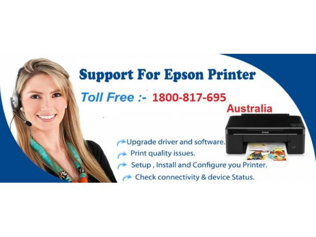 Resolving your Epson printer issues Call 1-800-817-695