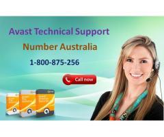 Avast Support Helpline Australia 1-800-857-256