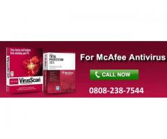McAfee Support Number UK @0808-238-7544 McAfee Phone Number UK