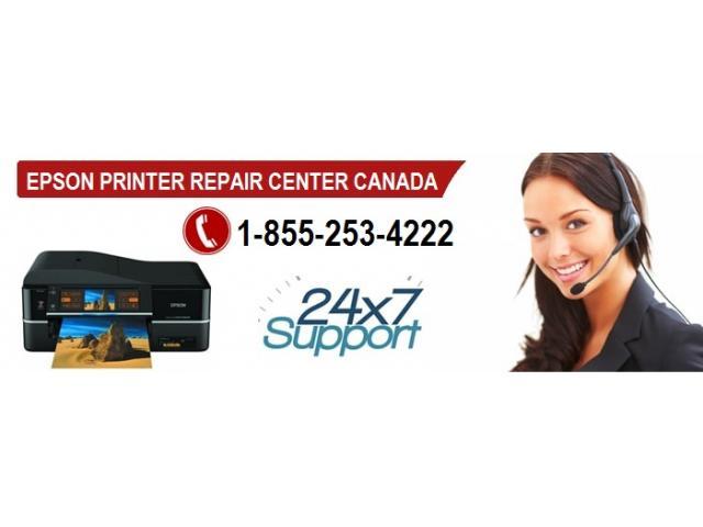 Contact Epson Printer Repair Centre Canada 1-855-253-4222